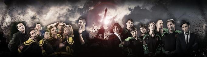 Coupe Paris Impro - Match du 7 octobre 2013 - au Théâtre Le Temple