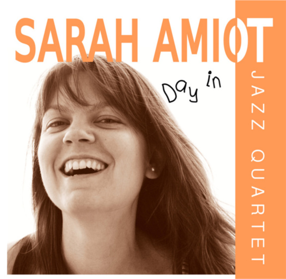 Sarah Amiot jazz quartet