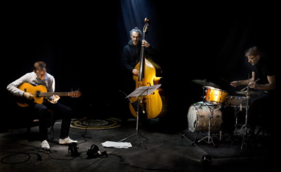 Nicolas Barreau Trio