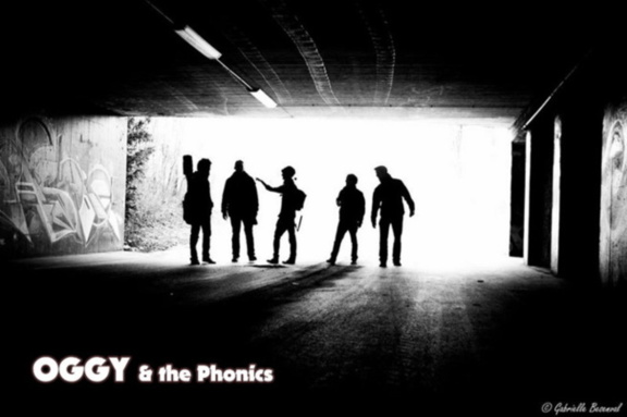 Oggy and the Phonics en concert au 38Riv'