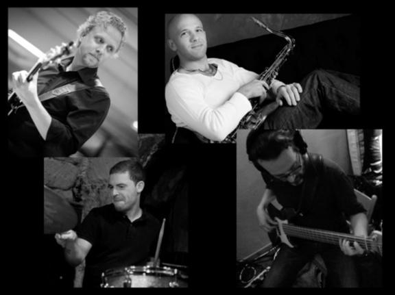 Linus Olsson Quartet au 38Riv'