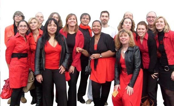 Les Chœur d'Arti'Show invitent le Quintette du jazz club de l'Haÿ les Roses !