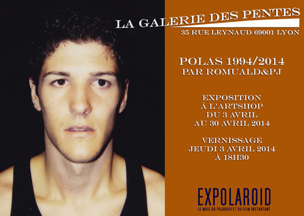 Expolaroid, A La Galerie des Pentes, Lyon