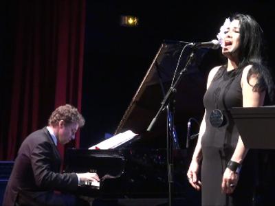 Laura Buenrostro et Fabio Deldongo