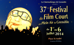 37ème édition du Festival du Film Court en Plein Air de Grenoble