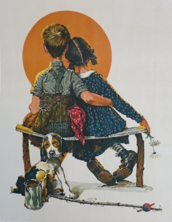 Exposition Norman ROCKWELL