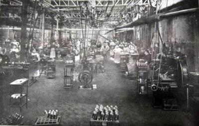 Dimanche aux musées : Café-visite, les femmes dans l'armement, l'exemple des munitionnettes à la Manufacture d'armes de Tulle pendant 14-18