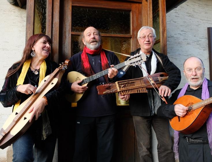 Tournée de Noël en Alsace avec le chanteur Roland Engel