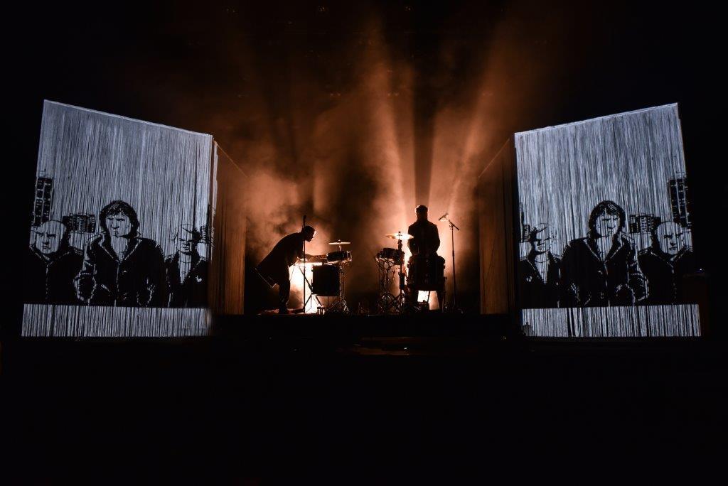 Cabadzi x Blier au festival Nouvelles Voix 2018
