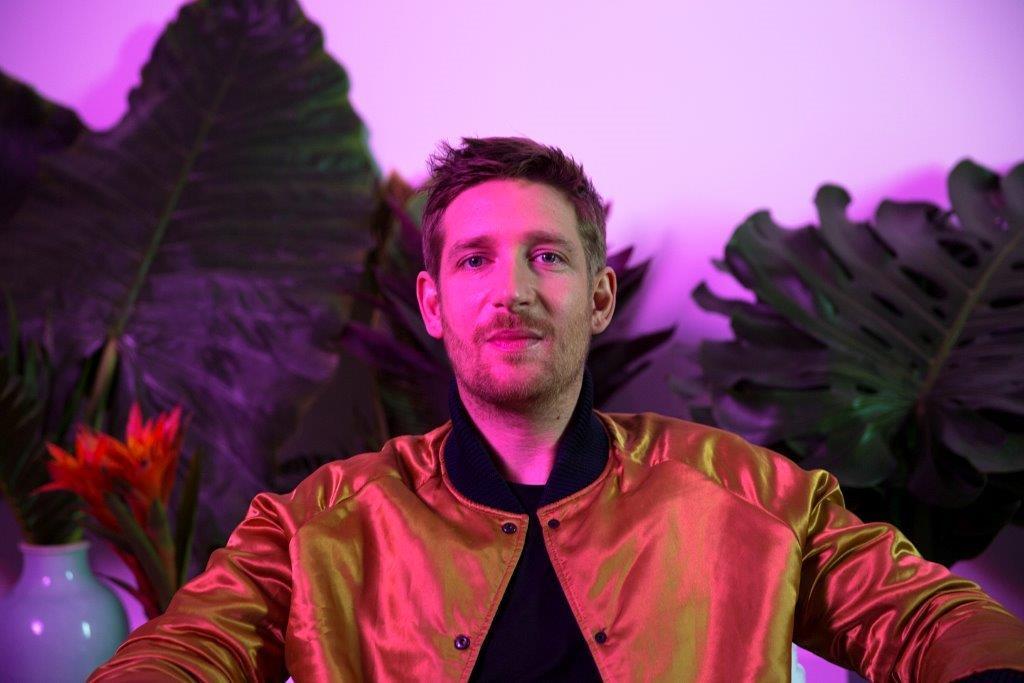 Clément Bazin au festival Nouvelles Voix 2018