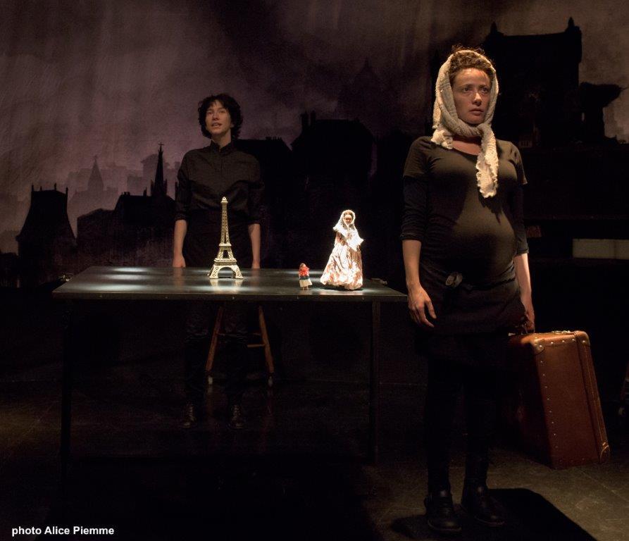 Les Misérables au théâtre de Villefranche