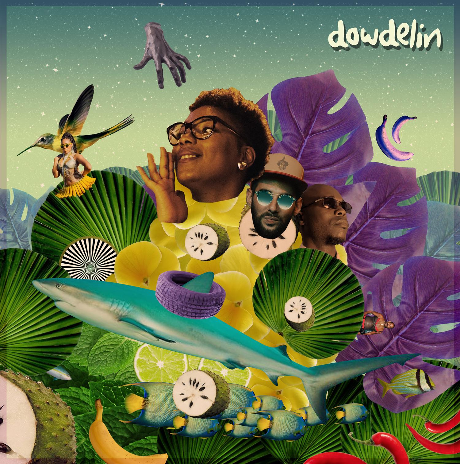 Dowdelin chante Laissé Mwen et pimente sa soul de créolité