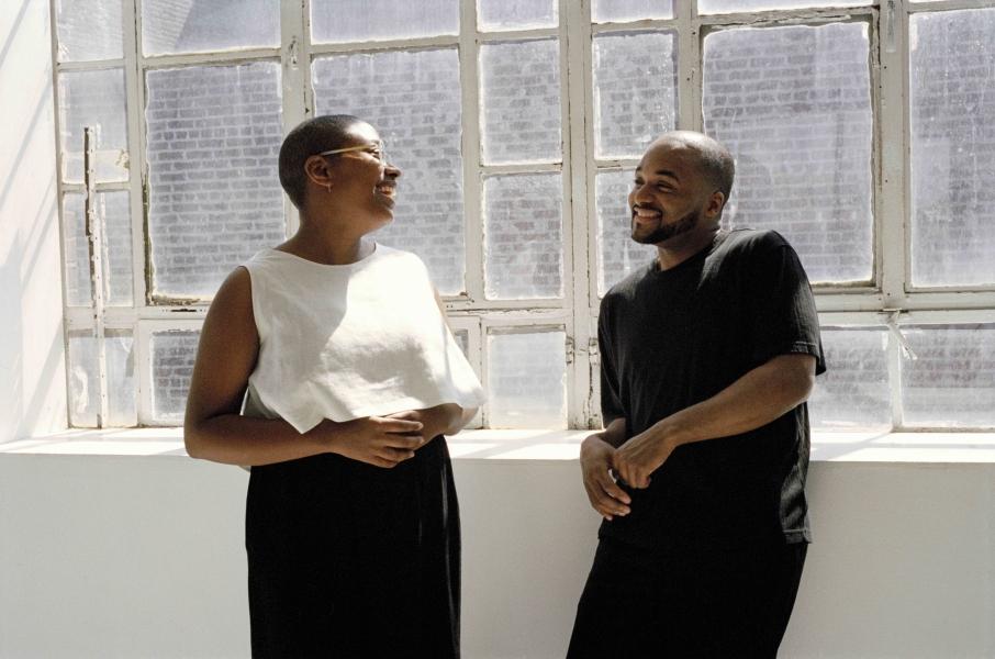 Cécile McLorin Salvant chante l'amour en duo avec The Window