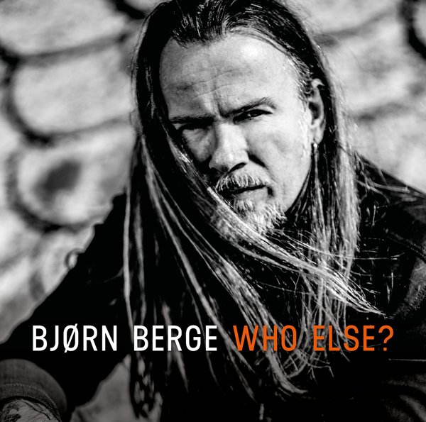 Bjorn Berge chahute sa guitare avec l'album de blues Who Else ?