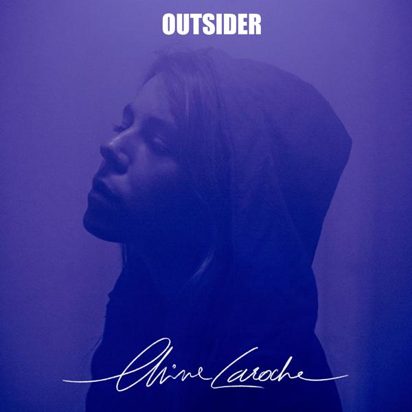 Chine Laroche en quête musicale avec son nouveau maxi Outsider