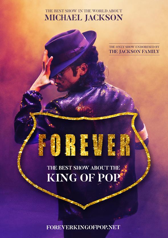 Michael Jackson, la tournée Forever en France cet hiver et au Casino de Paris