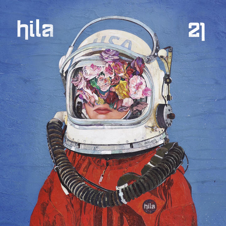 Hila fusionne les rythmes de danse avec l'album 21 chez Underdog Records