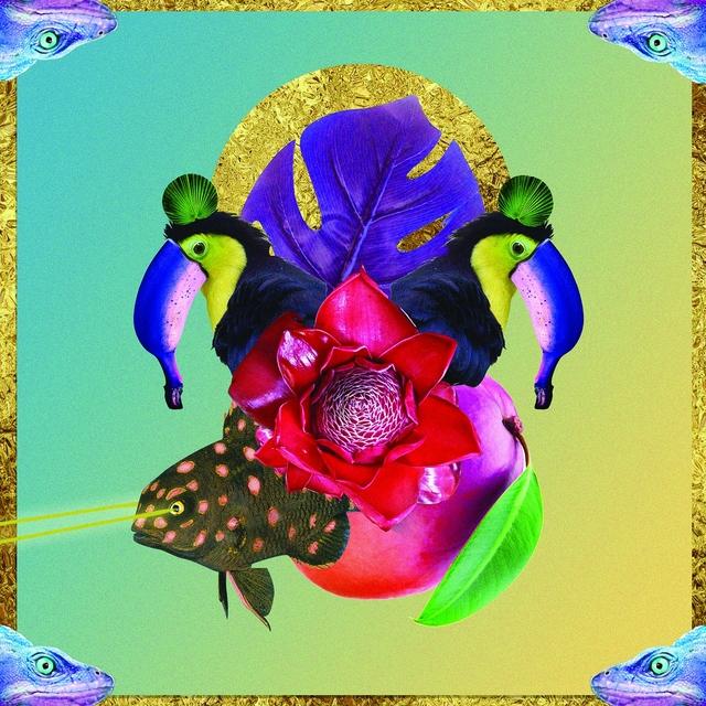Dowdelin métisse son afro créole avec le tube Funky Chicken feat Pat Kalla