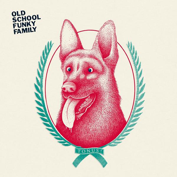 Old School Funky Family revient le 06/11 avec l'album Tonus !