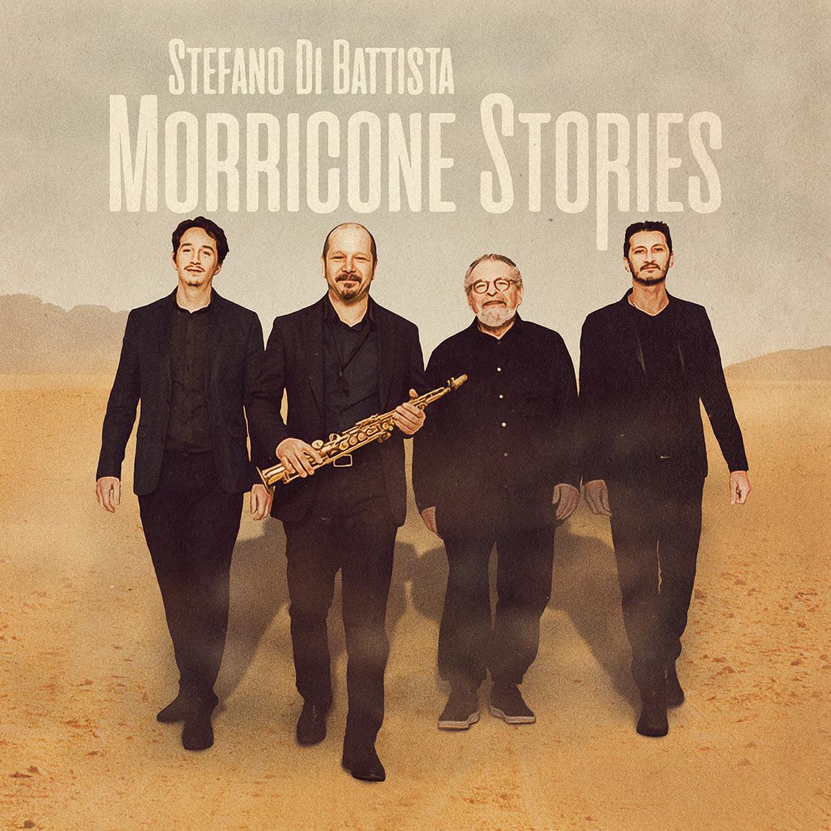 Stefano Di Battista sort l'album Morricone Stories le 02/04/2021
