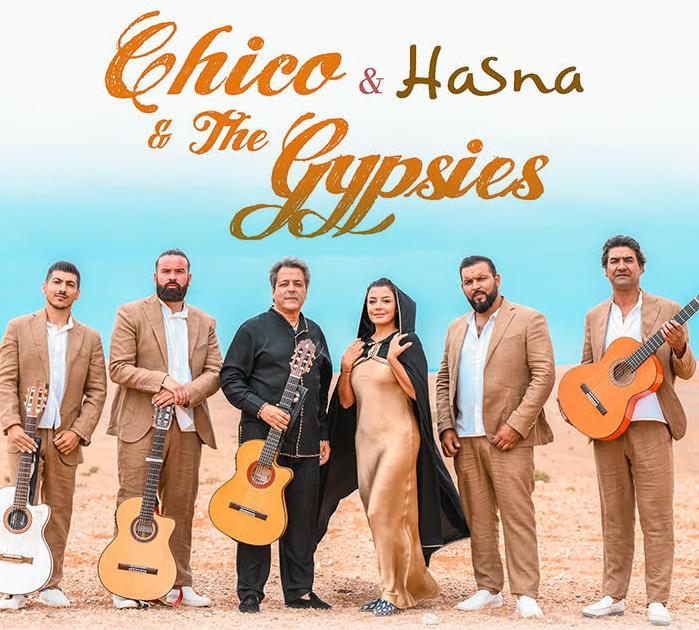 Chico & The Gypsies de retour avec l'album Unidos et le clip 3 Daqat Gipsy
