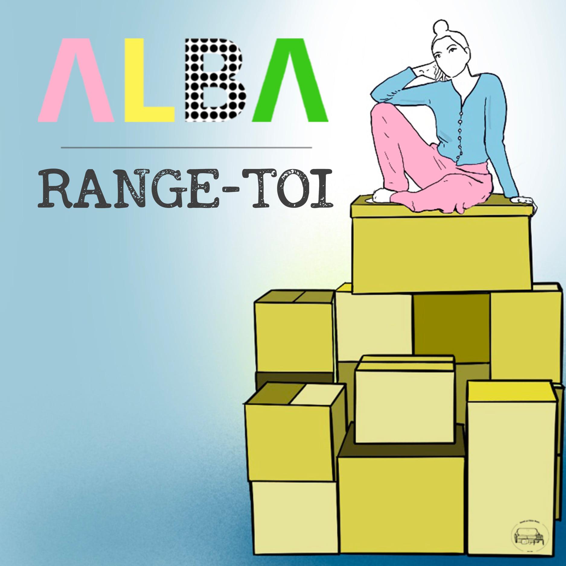 ALBA, notre coup de coeur avec le clip de Range-Toi