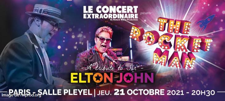 The Rocket Man, la tournée Tribute to Elton John arrive enfin en France !
