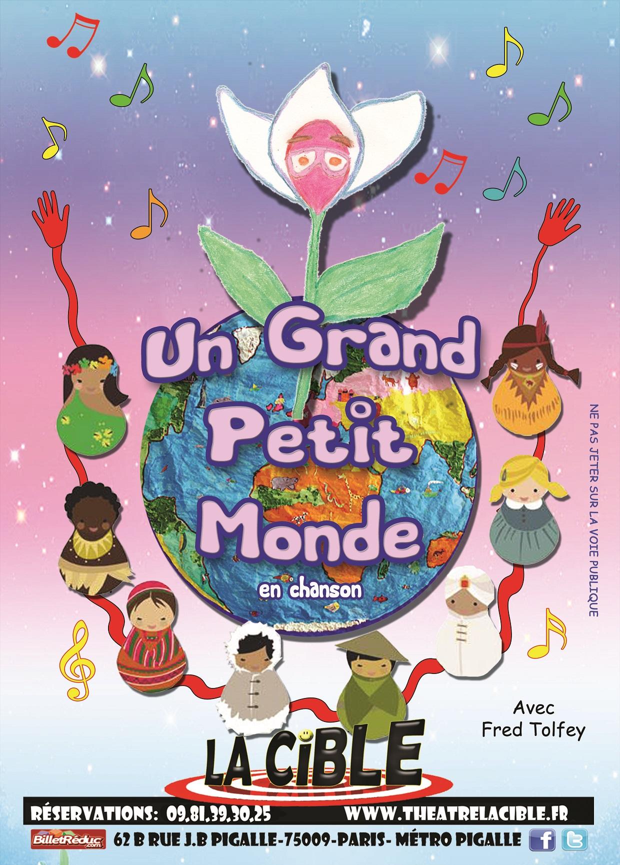Un Grand Petit Monde en Chanson
