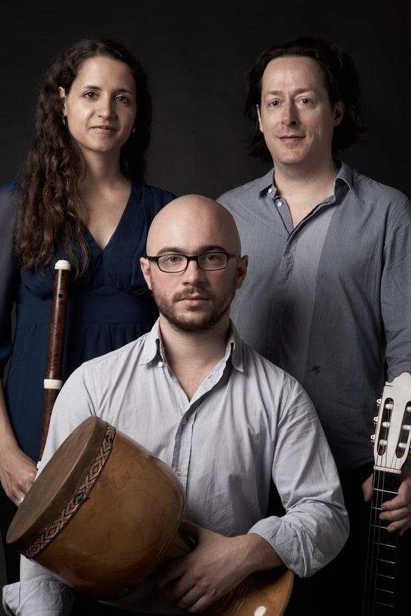 Des Ayres trio en concert au 38 Riv'