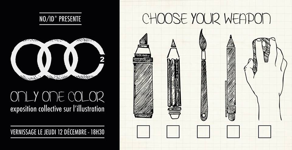O.O.C 2 (Only One Color)