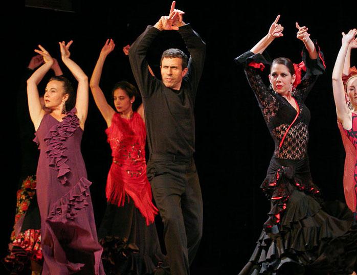 "Atelier ""gestuelle flamenca"" -"