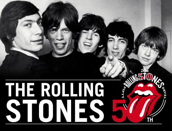 Après Londres et New York, l'exposition Rolling Stones 50th arrive à Paris