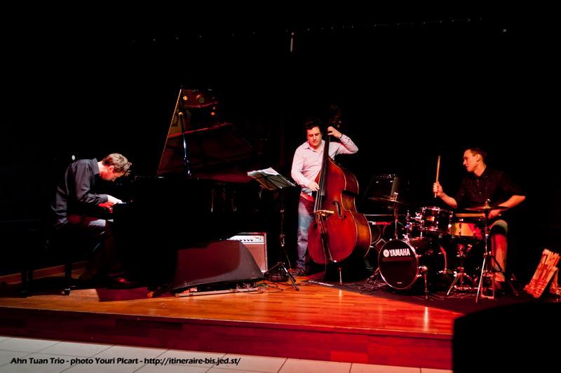 AHN TUAN NEW QUARTET en concert au 38Riv'
