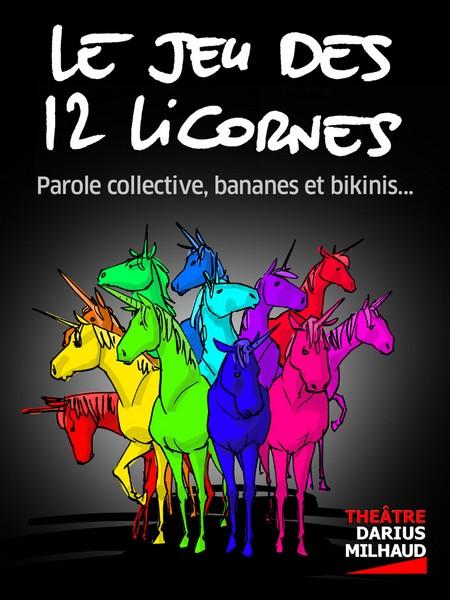 Le Jeu des 12 Licornes