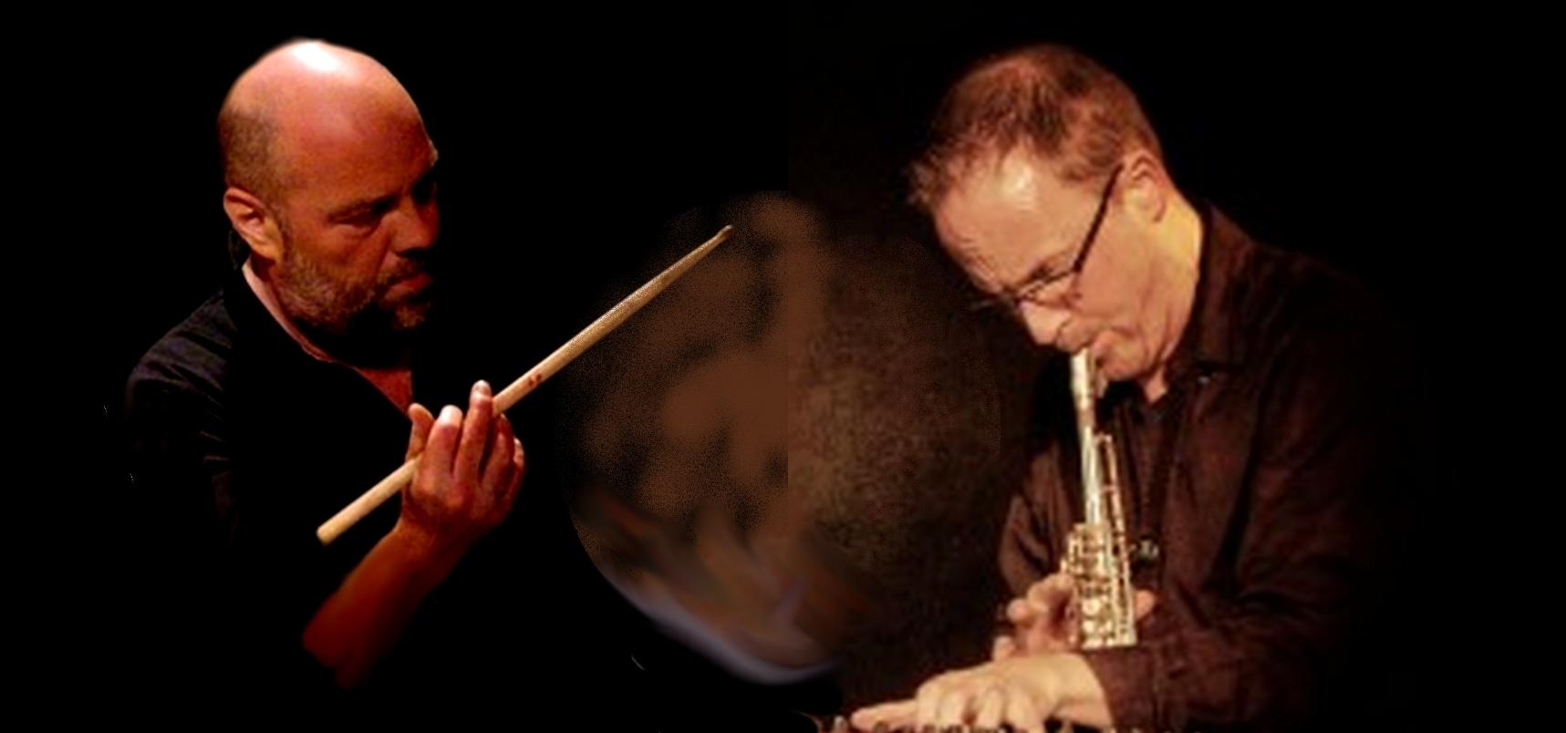 Samedi Jazz au Café Citoyen, Lille:  Laisné-Mullié Duo
