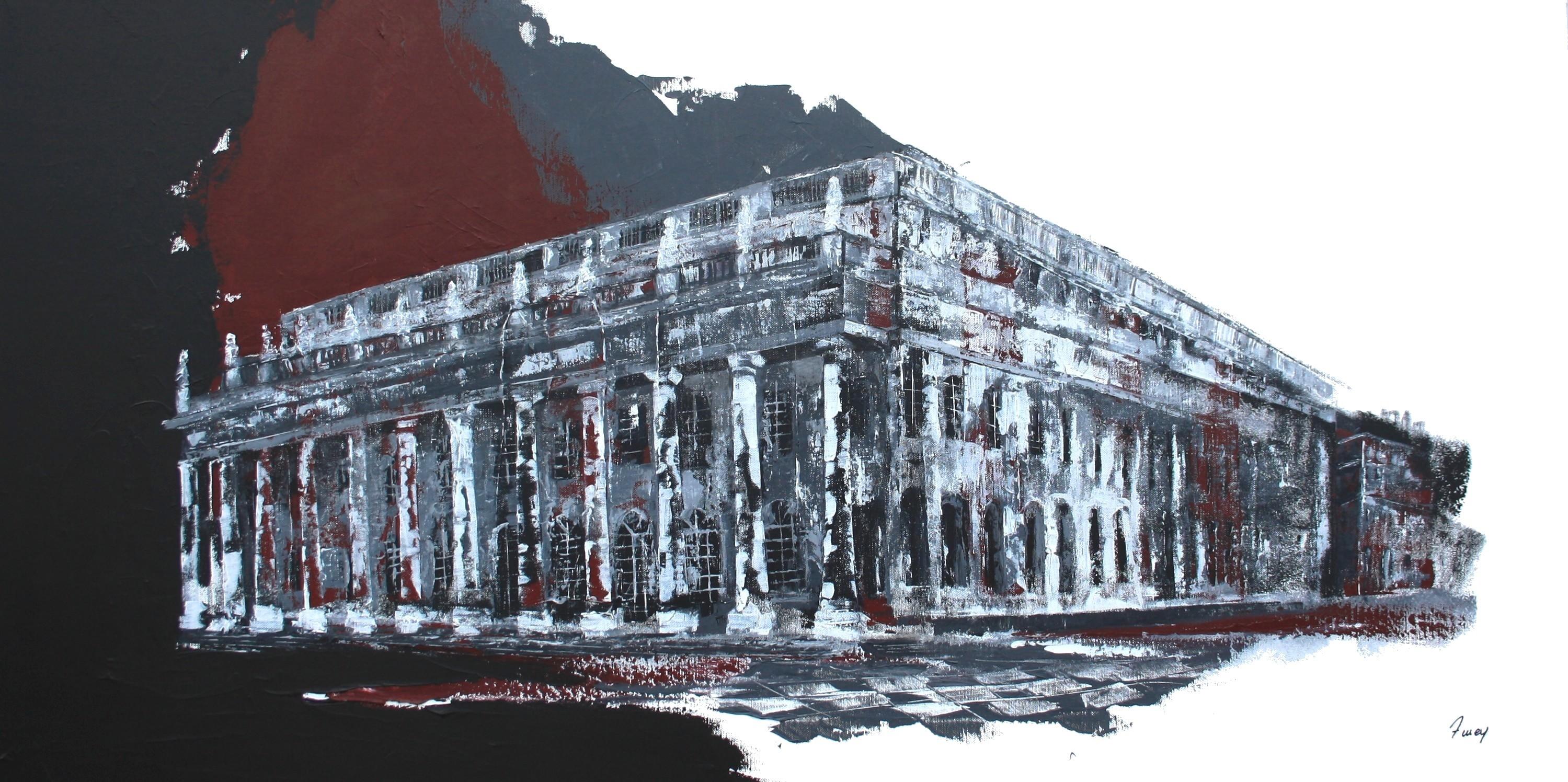le grand Théâtre de Bordeaux, Amey 2014
