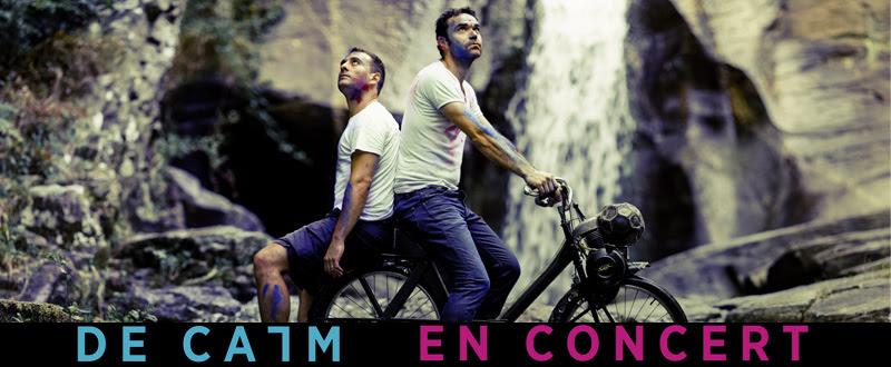 DE CALM // La Ligue1 de la French Pop