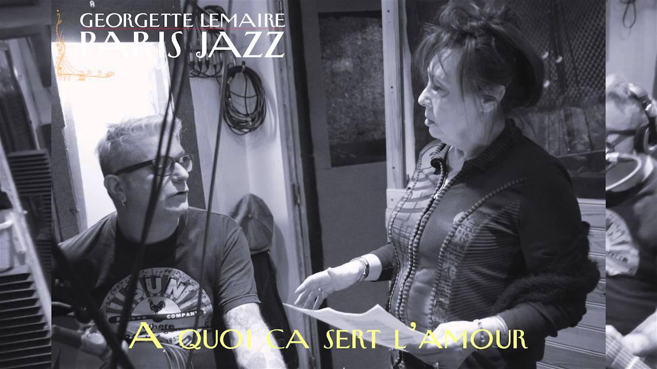 Georgette Lemaire enchante le Paris du Jazz