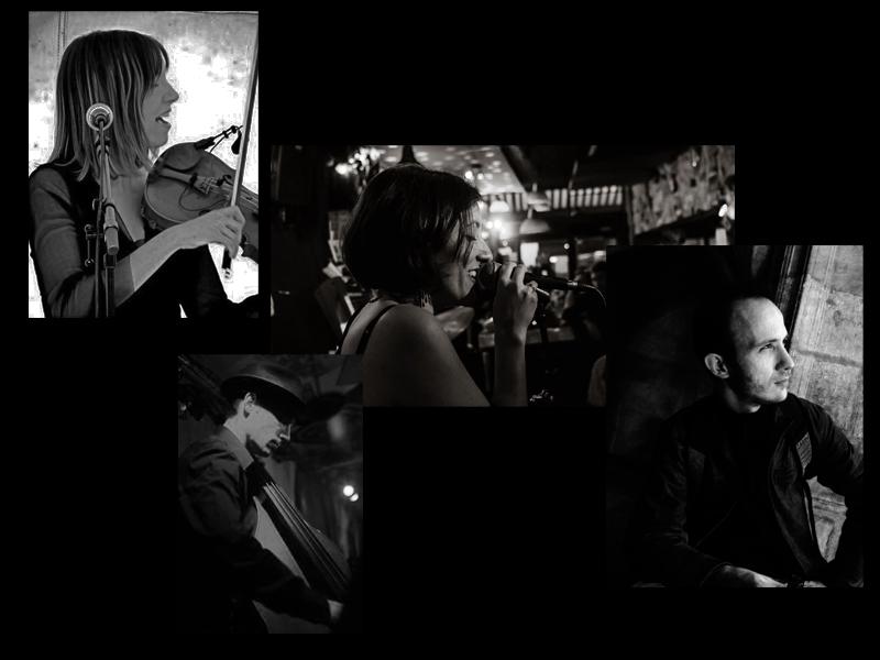 Le Quartet du Tabou à la Cave du 38Riv'
