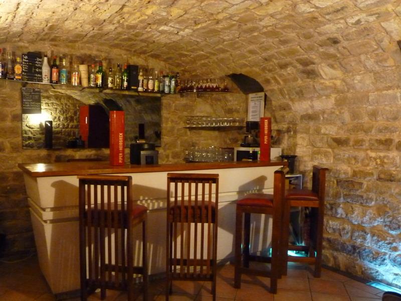 Florent Leibengut à la Cave du 38Riv'