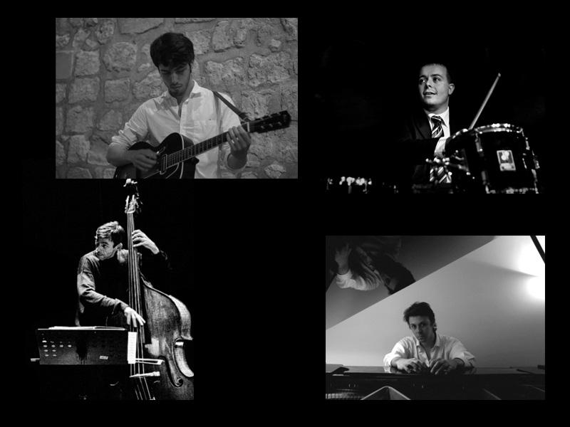 Félix Lemerle & Samuel Lerner Quartet