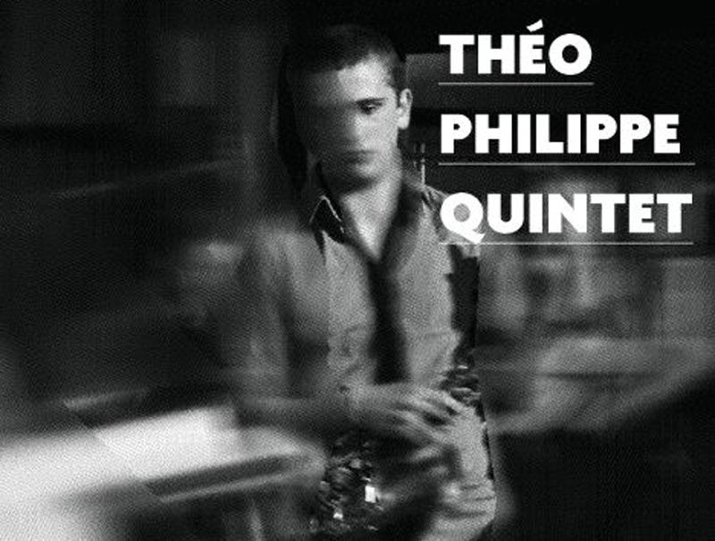 Théo Philippe Quintet en concert au 38Riv'
