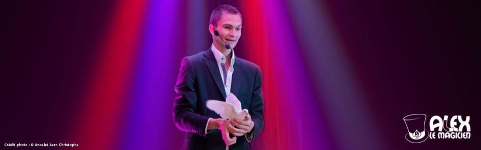 Spectacle de magie professionnel |Artiste magicien Paris