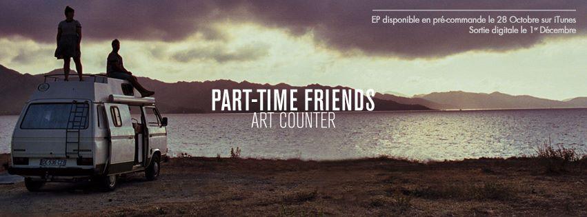 Part Time Friends, révélation pop française