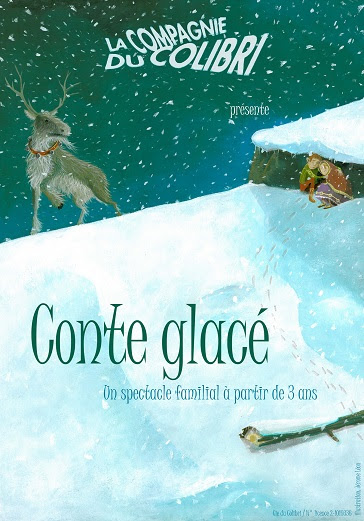 Conte Glacé Cie du Colibri Théâtre