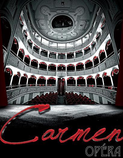 Carmen Opéra - Palais de l'Europe - le 20 février à 20h30