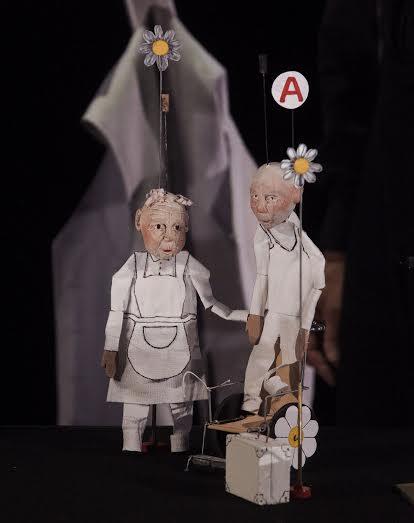 """Le Bouffou Théâtre / """"Toi du Monde"""""""