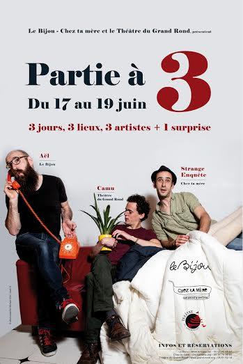 Théâtre du Grand Rond >