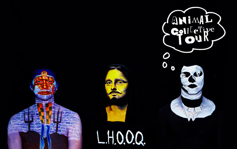 Animal Collective en concert le 9 avril 2016 à la Cigale : les billets sont disponibles !