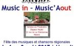 Festival Music in - Music'Aout à 67720 Hoerdt
